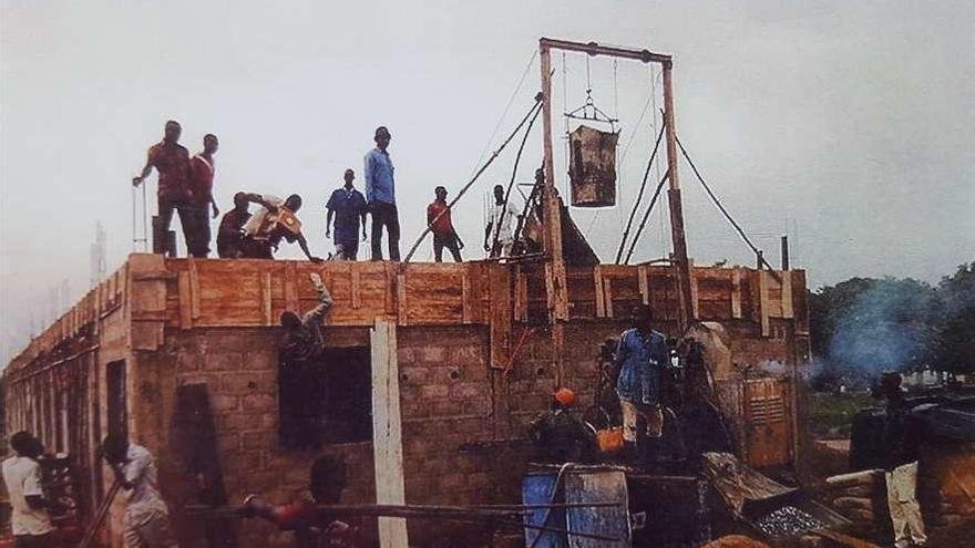 Manos Unidas recauda fondos en las Cuencas para una escuela en Madagascar