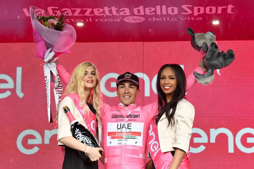 102nd Giro d'Italia - ninth stage