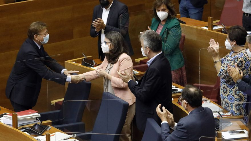 Debate en Les Corts: Las medidas que propone Puig para Castellón