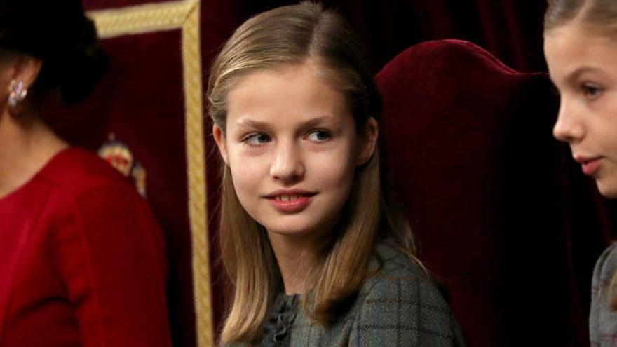 La princesa Leonor sufre un hackeo y le cambian de profesión en Wikipedia