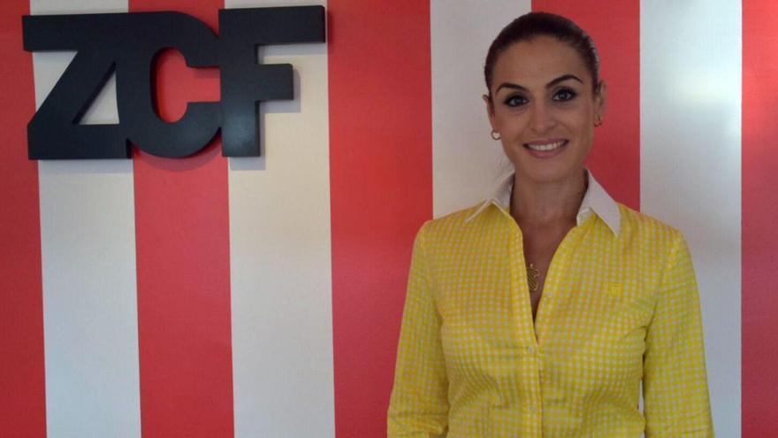 La periodista toresana Canto Marbán deja el Zamora CF