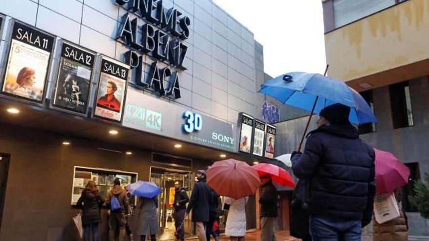 Cinema amb la veu original de les estrelles al centre de Girona