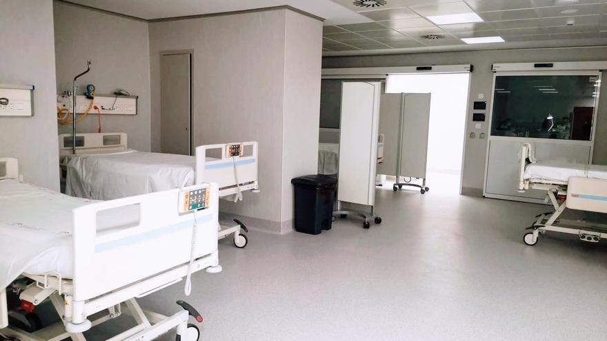 El Hospital Costa del Sol empieza a trasladar a pacientes no Covid para liberar camas