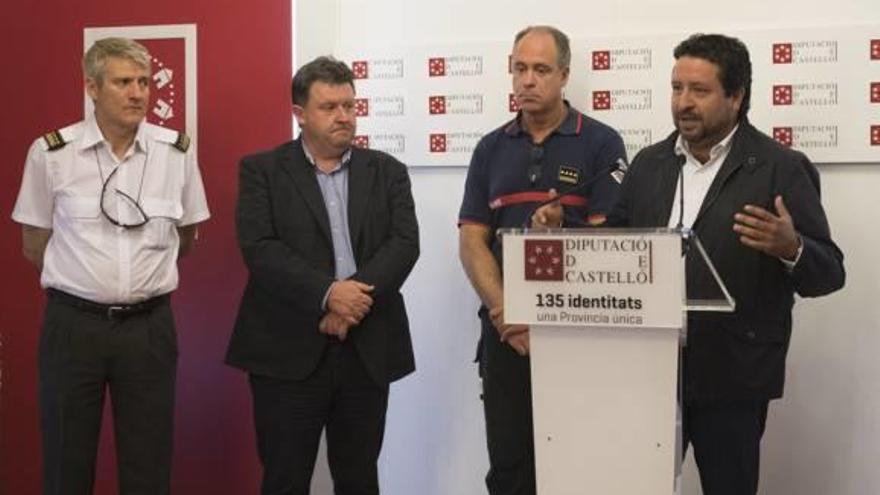 La diputación ultima  las helisuperficies de Llucena, Catí y Salzadella