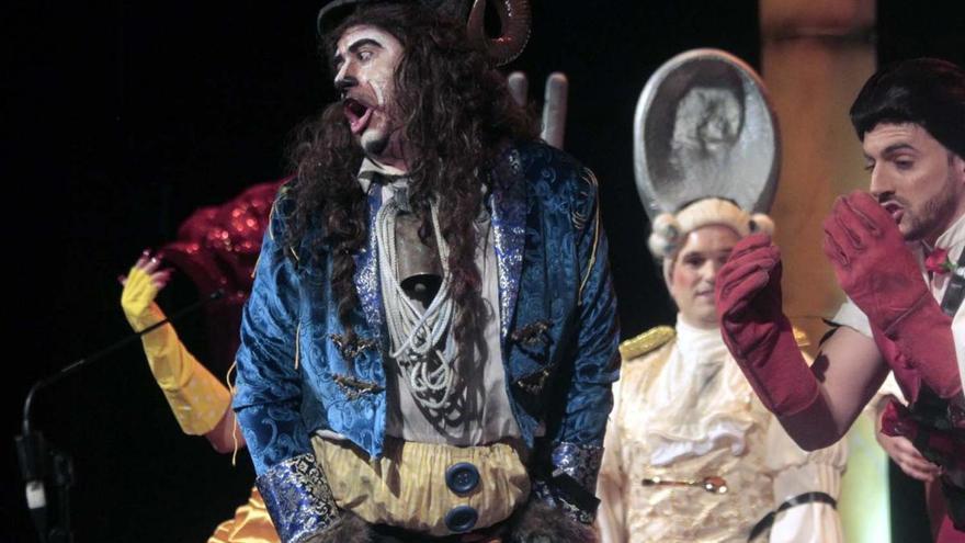 Arranca el Carnaval en el Gran Teatro
