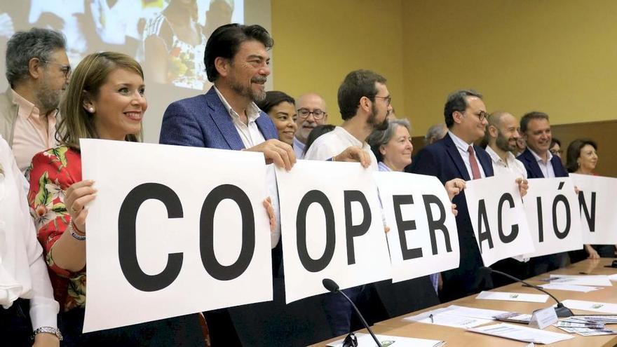 """Las ONG critican que la política de cooperación del Ayuntamiento de Alicante está en """"estado crítico"""""""
