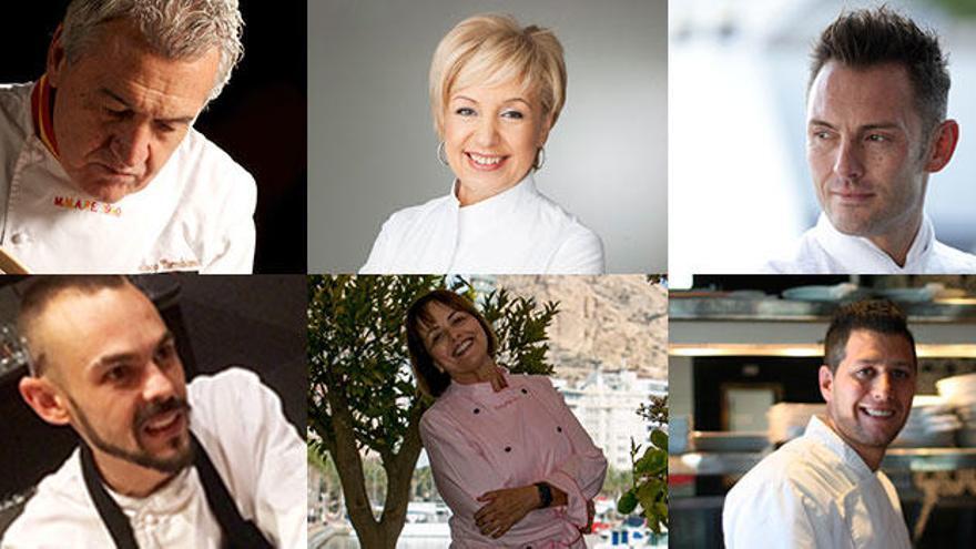 Los talleres de cocina que harán los grandes chefs de Alicante en el Race Village