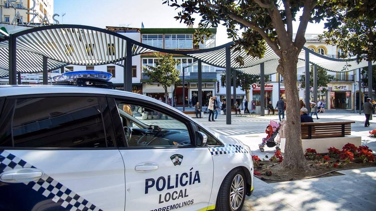 Policía Local de Torremolinos.