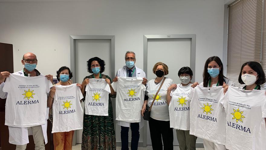 El Hospital Virgen de la Victoria logra mejorar a más de 175 usuarios con asma grave
