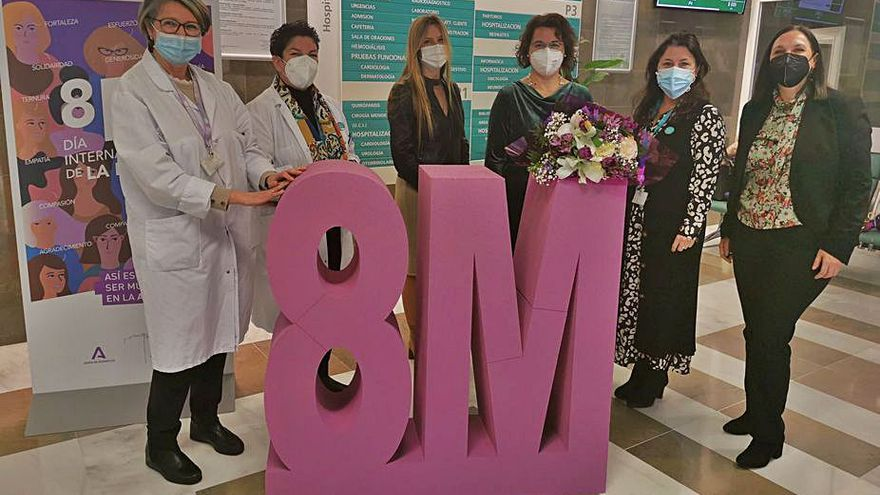 La Agencia Sanitaria celebra el 8-M con un programa especial