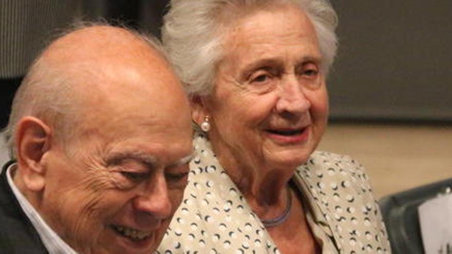 Marta Ferrusola no pot declarar perquè té Alzheimer