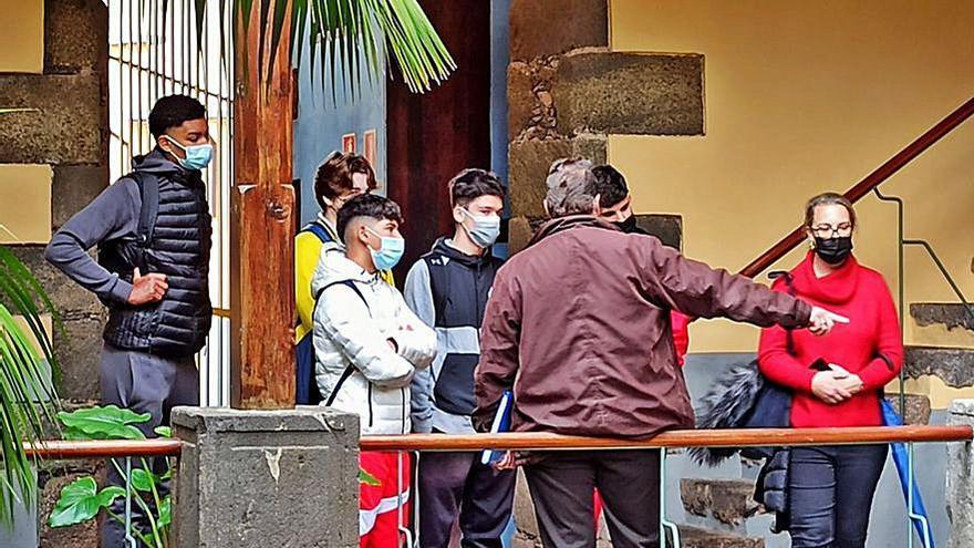 Visitas guiadas para el IES San Benito