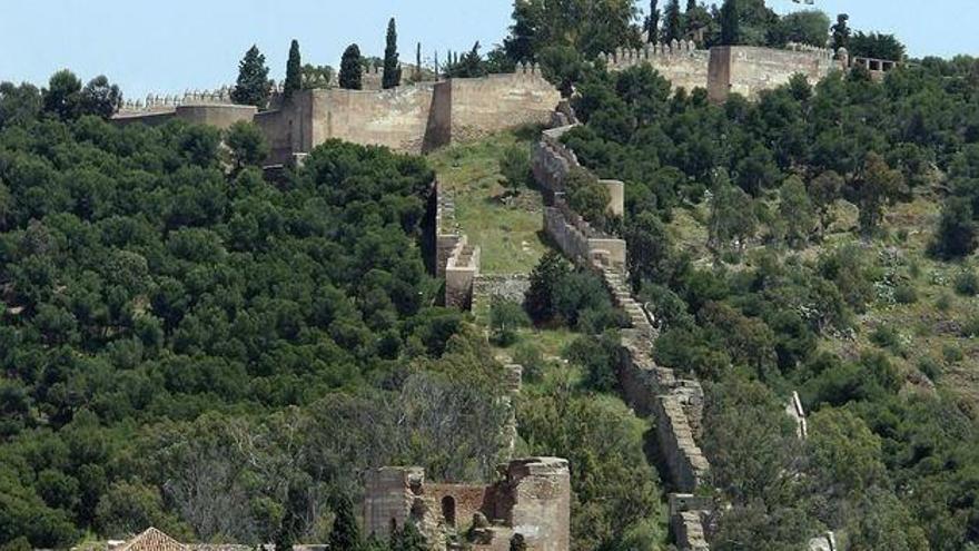 Conocer la historia del Castillo de Gibralfaro, a través de una yincana cultural