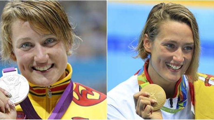 ¿Cuántas medallas llevaba España a estas alturas en Londres 2012?