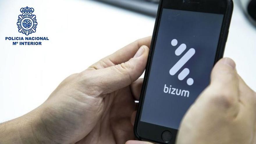 La Policía Nacional alerta de la existencia de la nueva modalidad de Estafa 'Bizum'