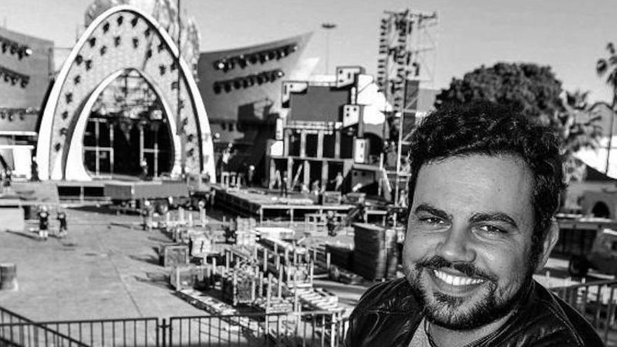 Carlos Santos: «Siempre fui más de reinas y drags como todo grancanario»