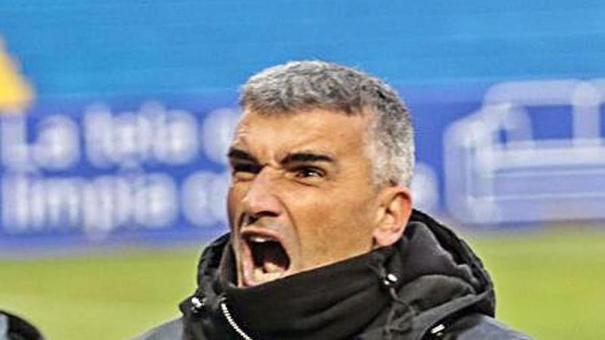 """Parras: """"Me preocupa que Ibiza y Villarreal B se dejen ir"""""""