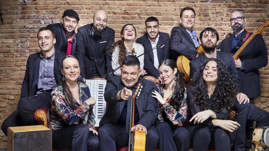Sabor de Gràcia: 25 anys actualitzant la rumba catalana