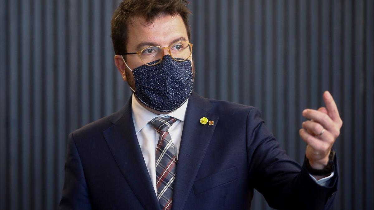 Pere Aragonès |