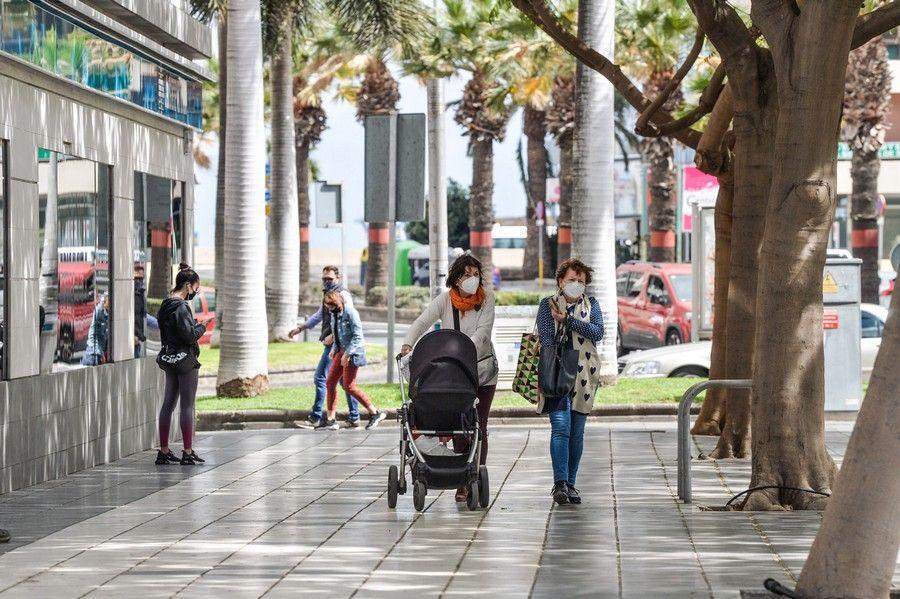 Ciudad Jardín, un barrio sano