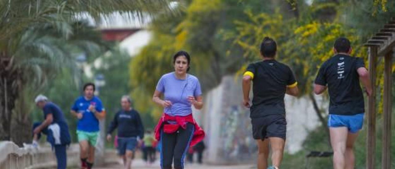 La carrera, bajo control y conociendo los límites físicos, sólo puede traer beneficios.