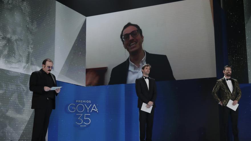 """""""Las niñas"""" reinan en unos Goya con dos ganadores valencianos"""