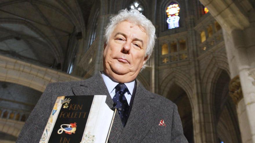 La nueva novela de Ken Follett continúa la historia de 'Los pilares de la Tierra'