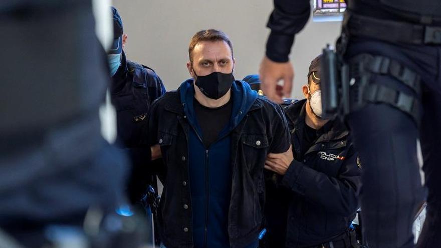 El ADN pudo haber situado a Igor el Ruso en Teruel antes de los asesinatos