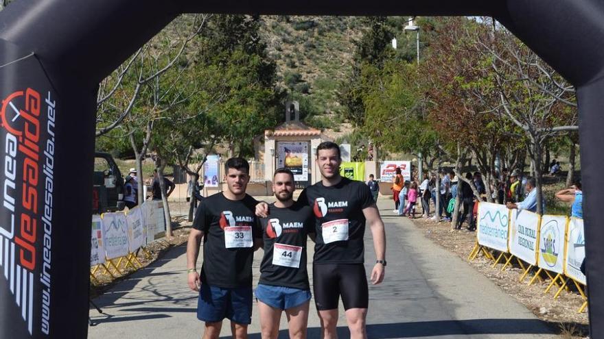 Carrera Monte de la Cruz (II)