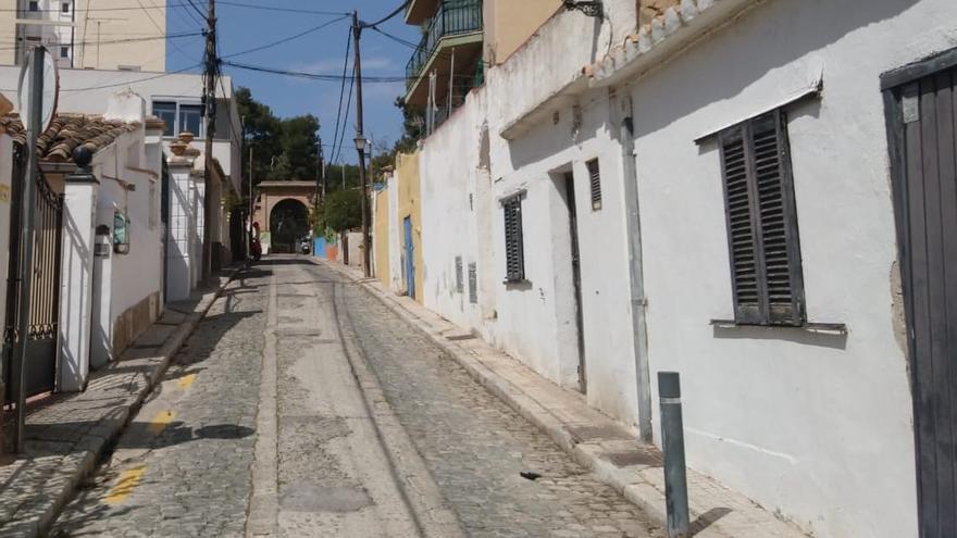 ARCA denuncia la demolición de una caseta en una calle singular en El Terreno