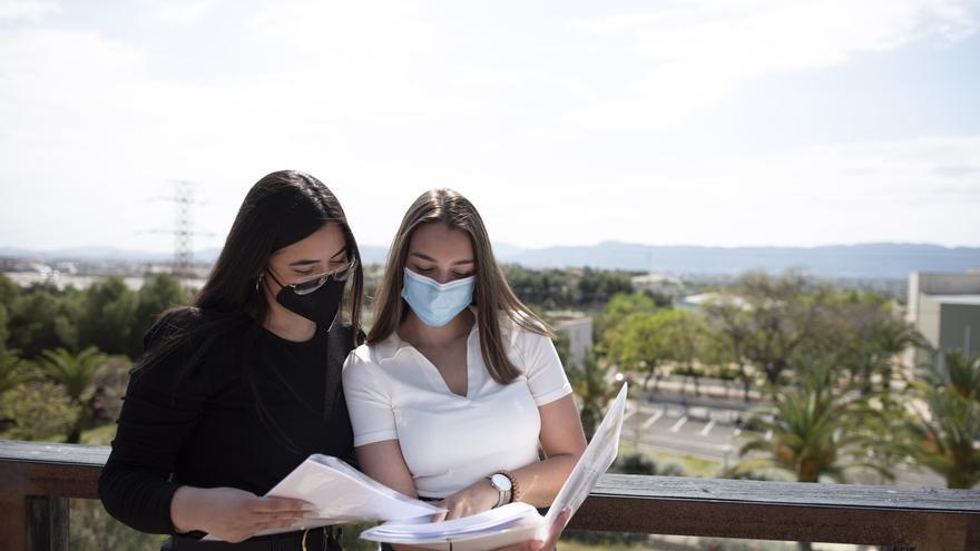 EBAU Murcia: Oferta de titulaciones de la UMU y sus notas de corte