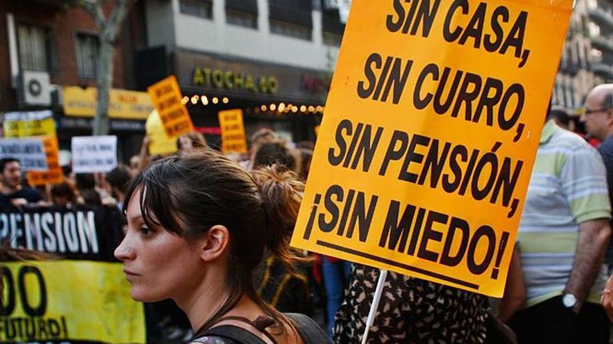 El paro y la precariedad laboral, la mayor preocupación de los jóvenes de Baleares