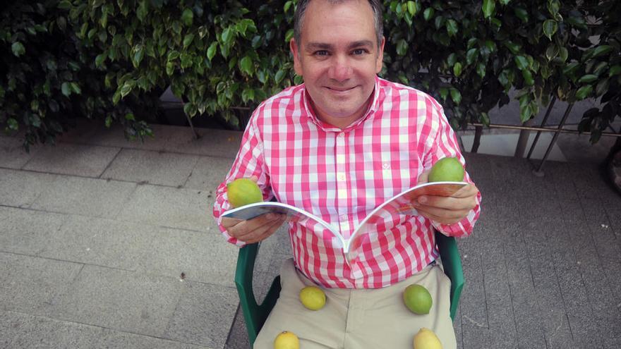 """Francisco Seva: """"El mejor limón del mundo es murciano"""""""