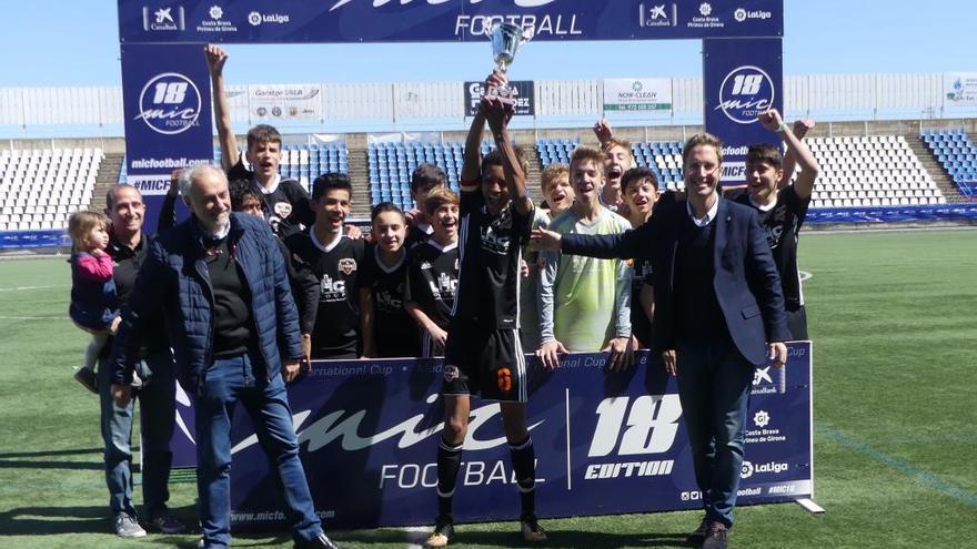 Celta i Tuttifutbol guanyen les finals del MIC a Figueres
