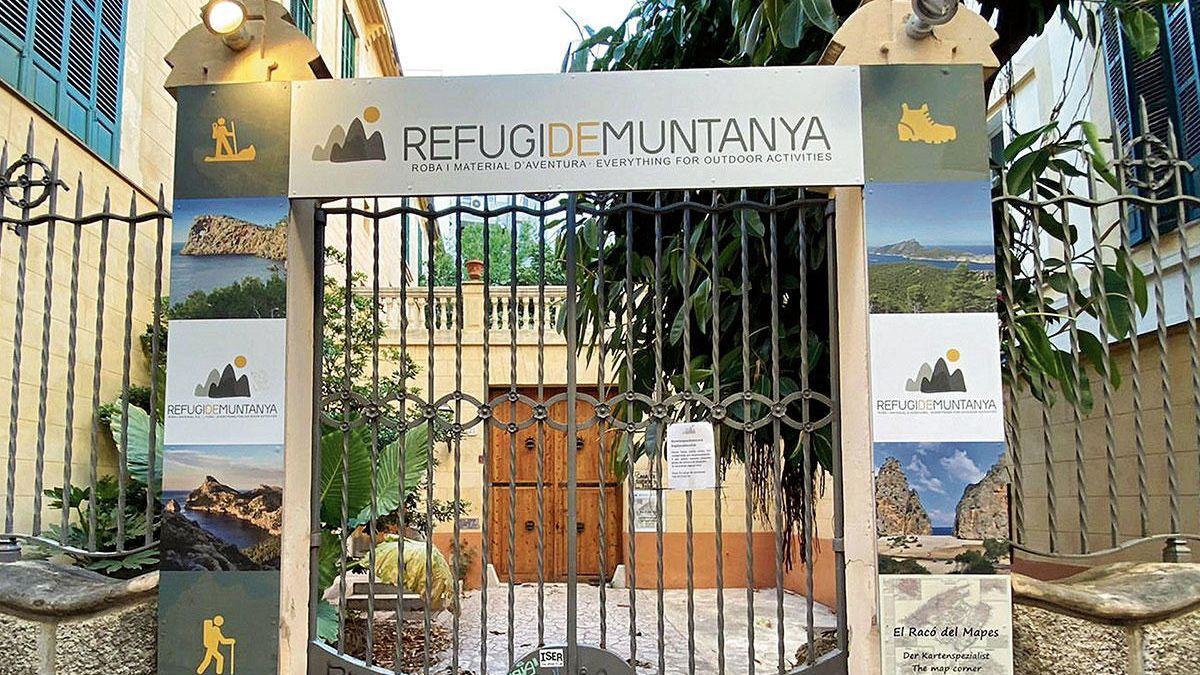 War 40 Jahre lang in Palma und ist jetzt nach Bunyola umgezogen: das Traditionsgeschäft Es Refugi de Muntanya.