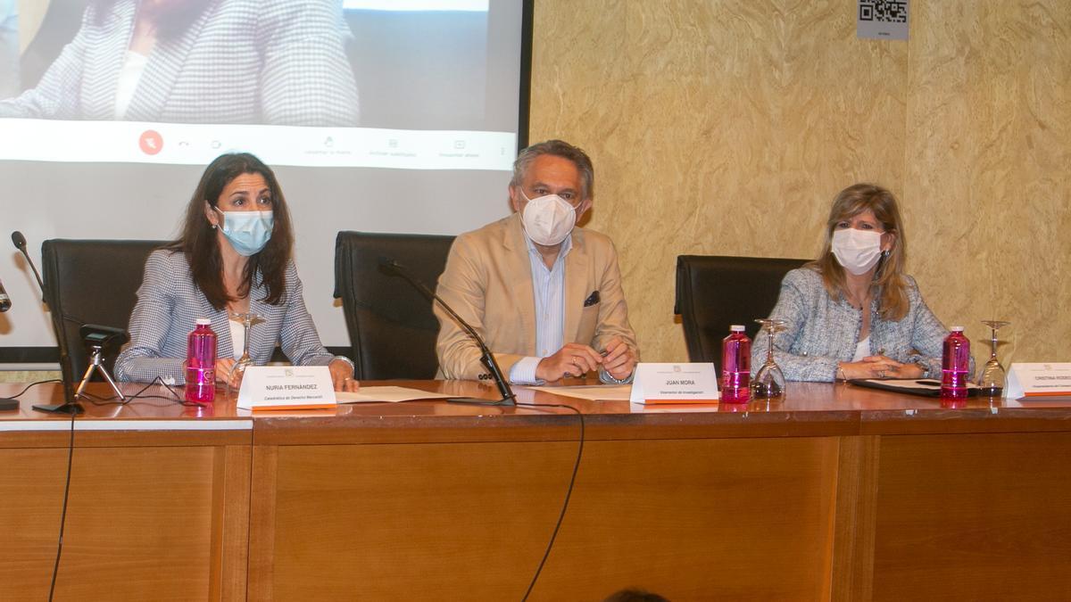 Imagen del seminario celebrado el pasado jueves.