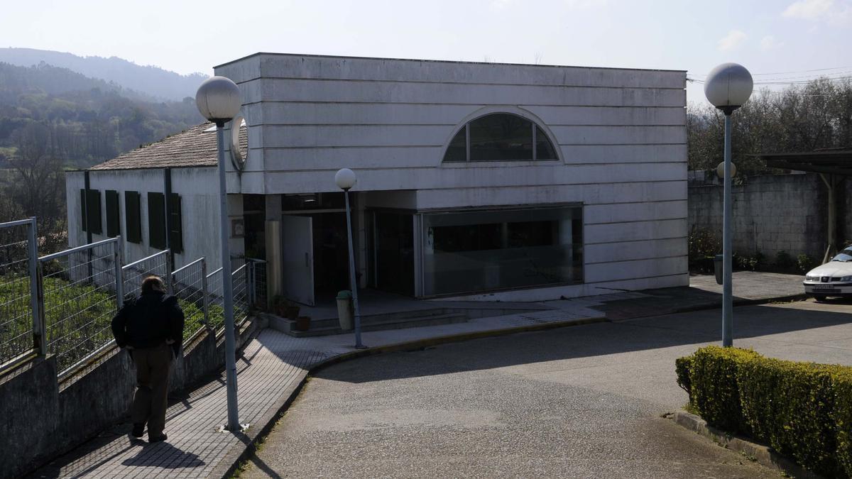 Centro de Salud de Seixo/ Noé Parga