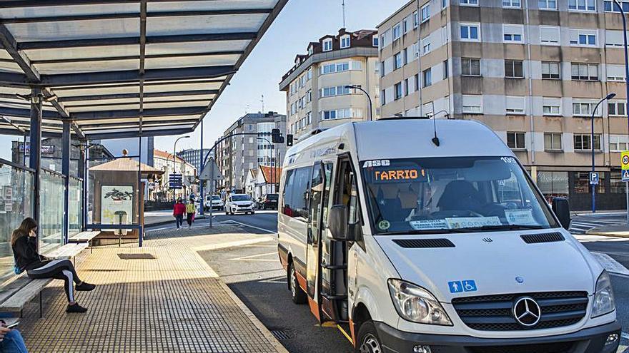 Culleredo prevé iniciar el nuevo transporte municipal en el primer semestre de 2022