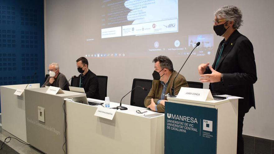 UManresa, Althaia, Cambra i Ajuntament impulsen la creació d'una xarxa d'inversors locals per a projectes dels àmbits de la salut i social