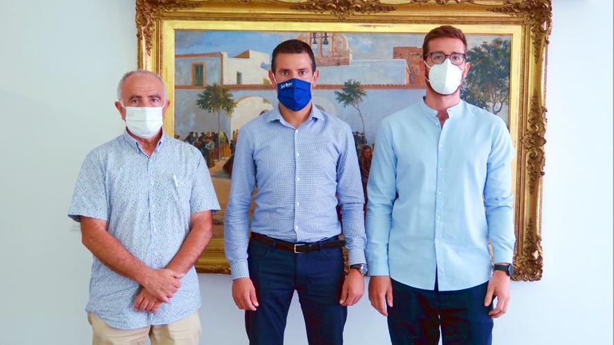 Sant Antoni refuerza Obras Públicas con un ingeniero técnico