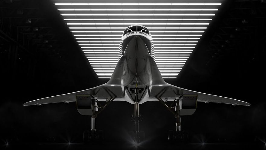 Todo sobre XB-1: el avión supersónico en el que viajarás a cualquier parte del mundo en 4 horas por 80 euros