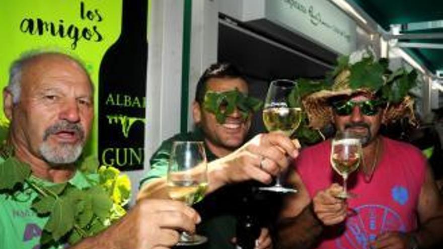 La Festa do Albariño ya es de Interés Turístico Internacional