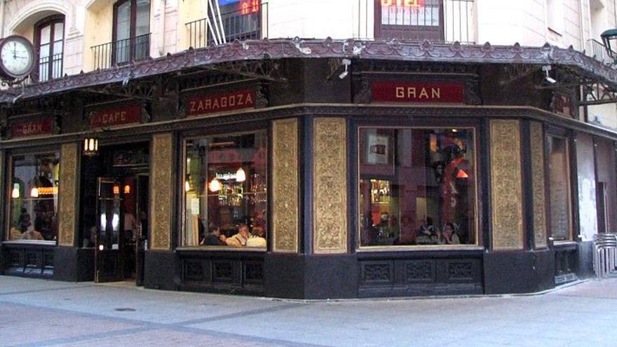 El ayuntamiento denuncia ante la Fiscalía el expolio del Café Zaragoza