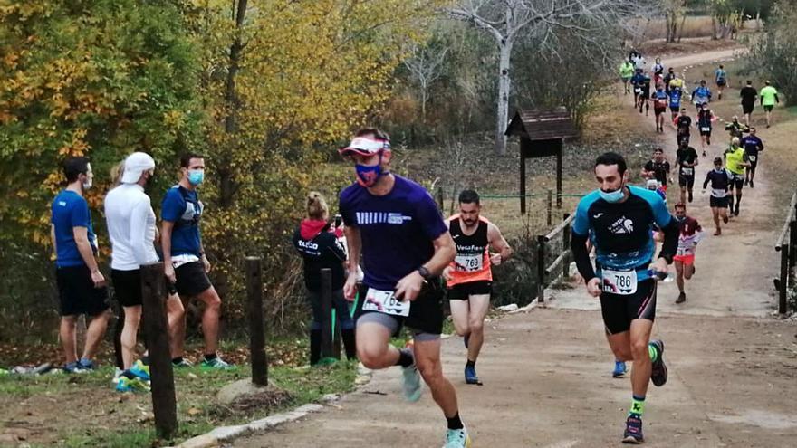 Sumacàrcer corona a  Borja Gallardo como mejor corredor de montaña