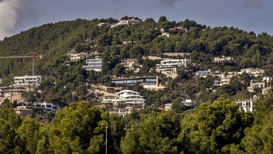 La vivienda de lujo resiste al coronavirus frente al desplome inmobiliario
