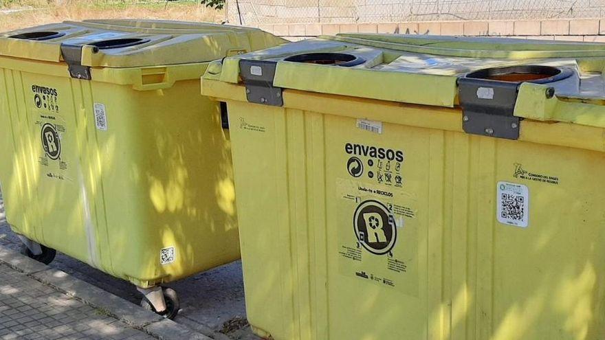 Creix el reciclatge a la regió central, però té 3 comarques per sota del 50% que fixa la UE