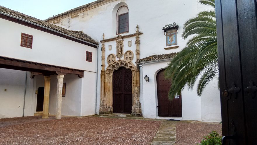 Autorizada la mejora de las escaleras de la hospedería del Convento de Santa Clara de Montilla