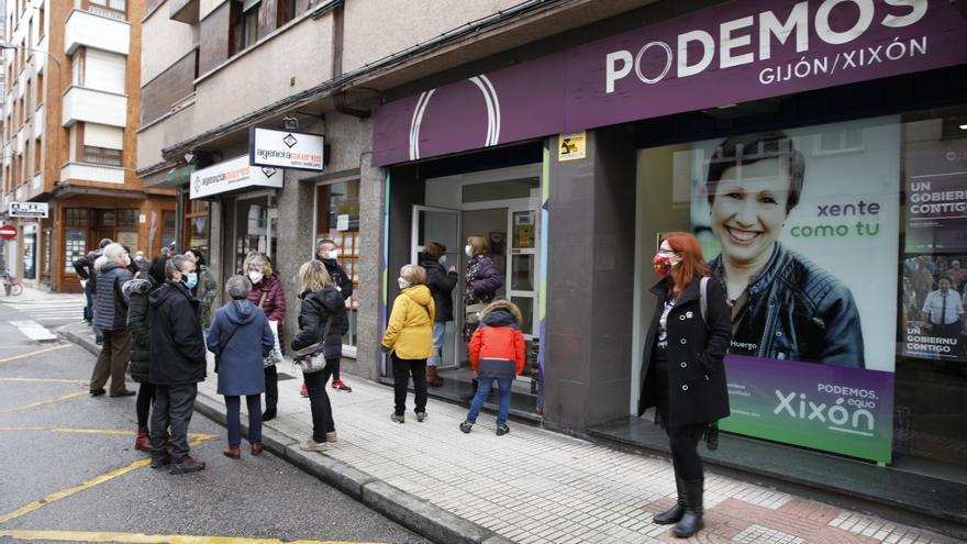 Podemos Gijón elige hoy a su nueva líder