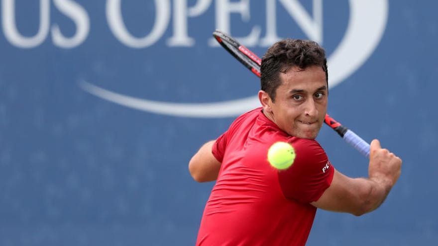Djokovic avanza a octavos; Almagro cae ante Monfils