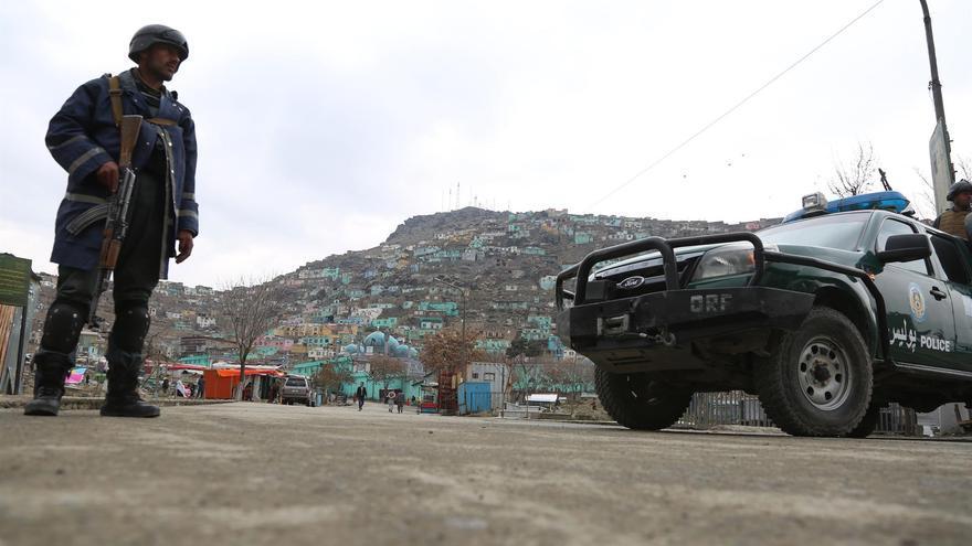 Fallecen once agentes de las fuerzas de seguridad afganas en dos ataques